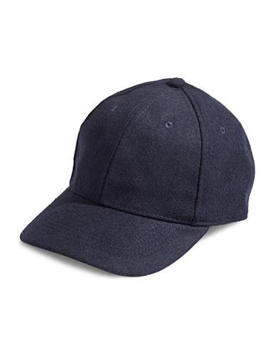 1670 Melton Sports Cap-NAVY-One Size