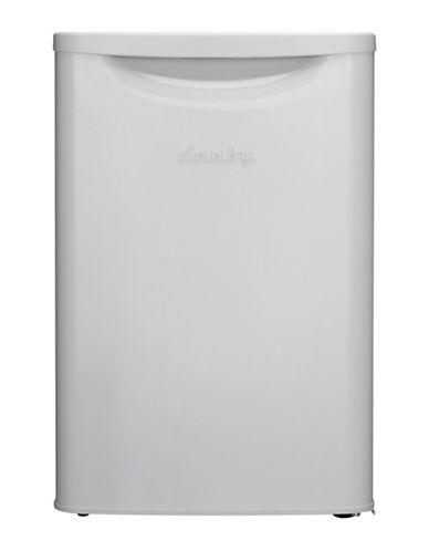 Danby 2.6 cu ft Contemporary Classic Compact Fridge-WHITE-One Size