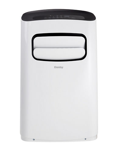 Danby 8,000 BTU Portable Air Conditioner-WHITE-One Size
