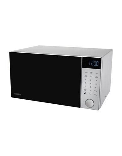 Danby 1.1 cu ft Nouveau Wave Microwave-STEEL-One Size