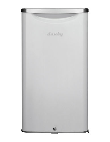 Danby 3.3 cu ft Contemporary Classic Compact Fridge-WHITE-One Size