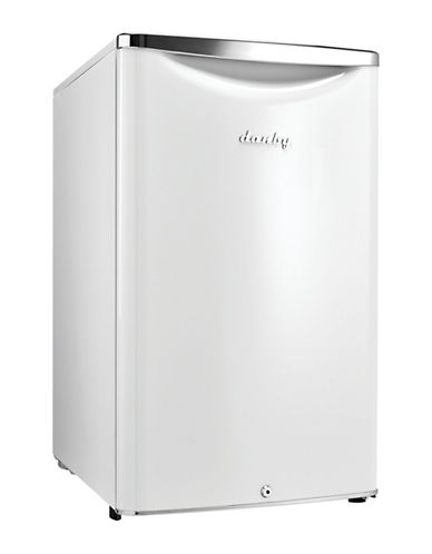 Danby 4.4 CU FT Contemporary Classic Compact Fridge-WHITE-One Size