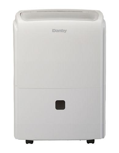 Danby 30-Pint Portable Dehumidifier-WHITE-One Size