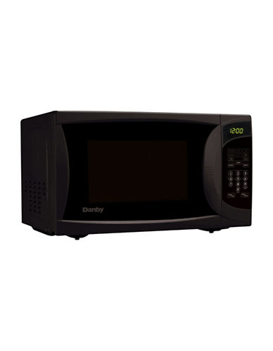Danby 0.6 cu ft Microwave-BLACK-One Size