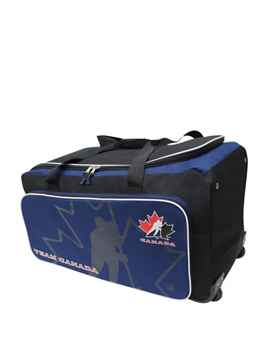Hockey Canada Wheeled Hockey Bag-NAVY-One Size