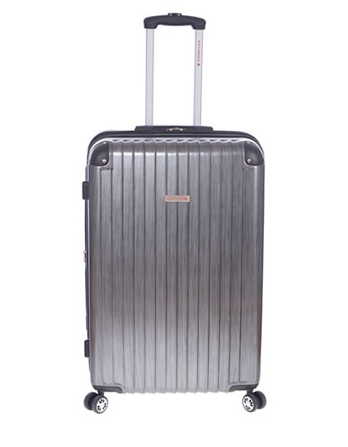 Air Canada Allure Hardside 29-Inch Carry-On Spinner-GREY-28
