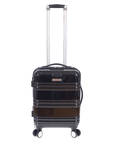 Air Canada Horizon Hardside Carry-On Spinner-BLACK-21