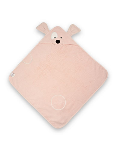 Gund Spunky Hooded Towel-SPUNKY PINK-One Size