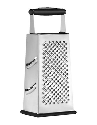 Cuisinart Stainless Steel Box Grater-STAINLESS STEEL-One Size