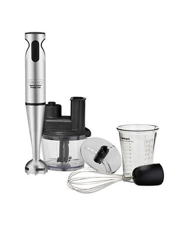 Cuisinart Smartstick Powertrio High Torque Hand Blender-SILVER-One Size