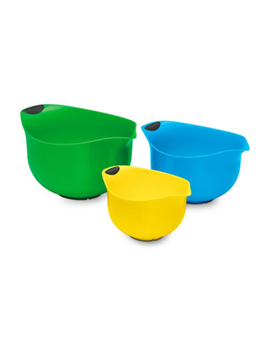 Cuisinart Three-Piece Mixing Bowl Set-ASSORTED-3pc