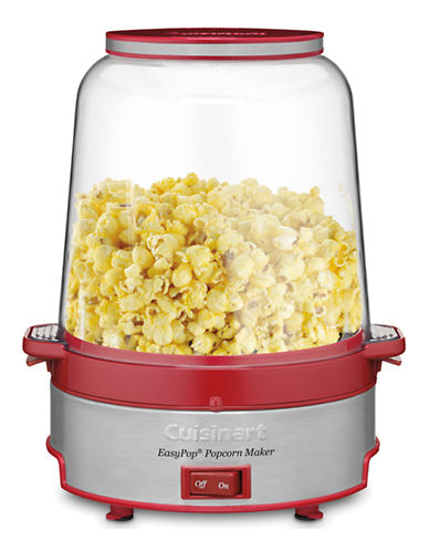 Cuisinart EasyPop Popcorn Maker-RED-One Size