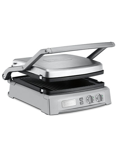 Cuisinart Griddler Deluxe-STAINLESS STEEL-One Size