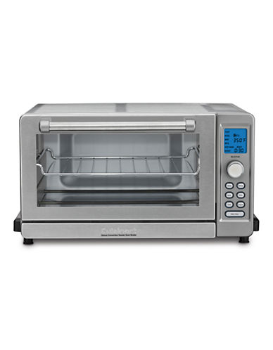 Cuisinart Deluxe Convection Toaster Oven Broiler-STAINLESS STEEL-One Size