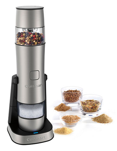 Cuisinart Salt Pepper and Spice Mill-SILVER-One Size