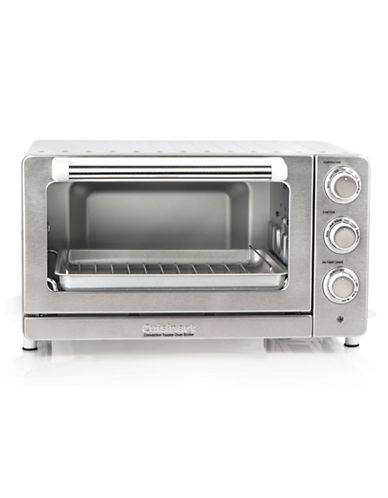 Cuisinart Convection Toaster Oven Broiler-WHITE AND SILVER-One Size ...