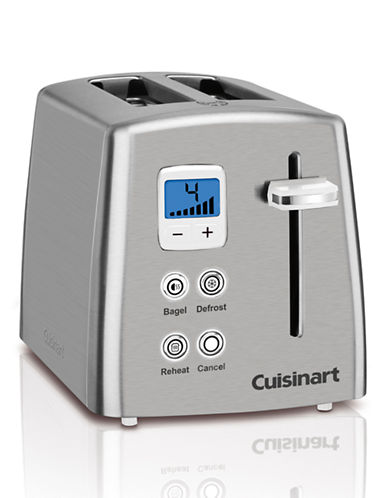 Cuisinart Countdown Mechanical Toaster-SILVER-One Size