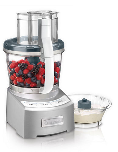 Cuisinart 12 Cup Food Processor-SILVER-One Size
