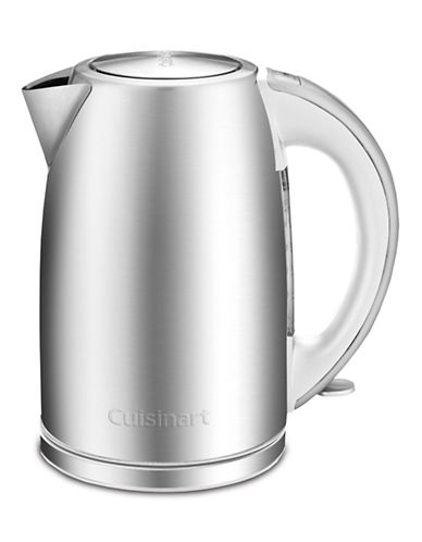 Cuisinart Cordless Electric Jug Kettle-SILVER-One Size