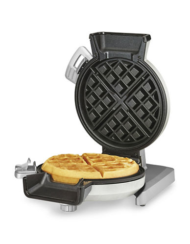 Cuisinart Cuisinart Vertical Waffle Maker-STAINLESS STEEL-One Size