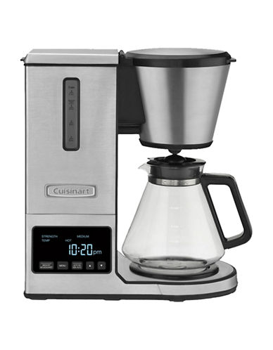 Cuisinart Pureprecision Pour-Over Coffee Brewer-STAINLESS STEEL-One Size