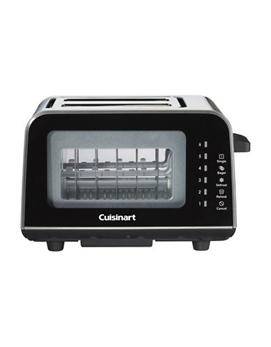 Cuisinart ViewPro Glass Two-Slice Toaster-GLASS-One Size
