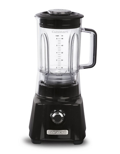 Cuisinart Noir 600 Watt Velocity Blender-BLACK-One Size