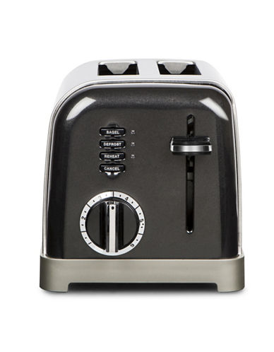 Cuisinart Noir Two-Slice Classic Toaster-BLACK-One Size