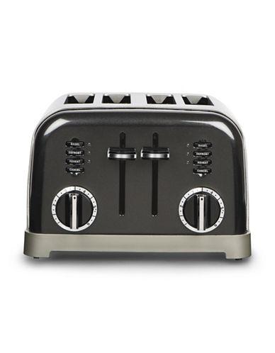 Cuisinart Noir Four-Slice Classic Toaster-BLACK-One Size
