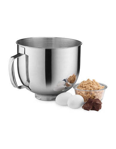 Cuisinart Stand Mixer Mixing Bowl-STAINLESS STEEL-One Size