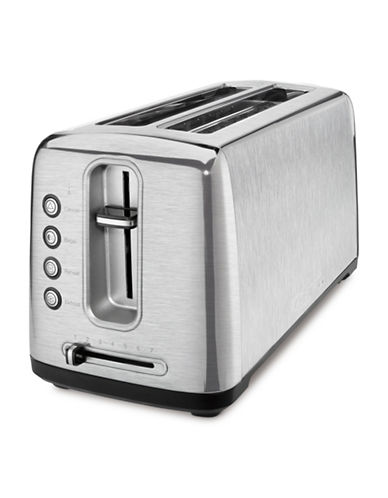 Cuisinart The Bakery Artisan Bread Toaster-STAINLESS STEEL-One Size