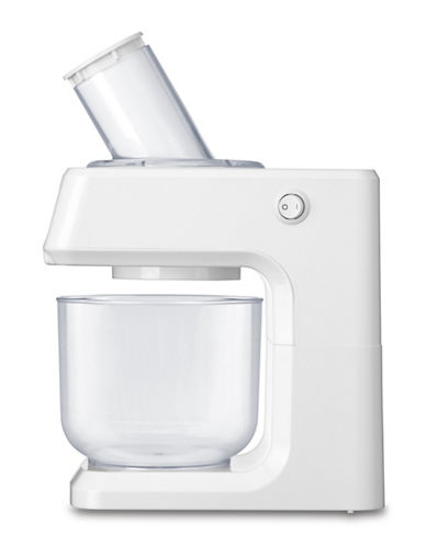 Cuisinart PrepExpress 3-in-1 Food Processor-WHITE-One Size