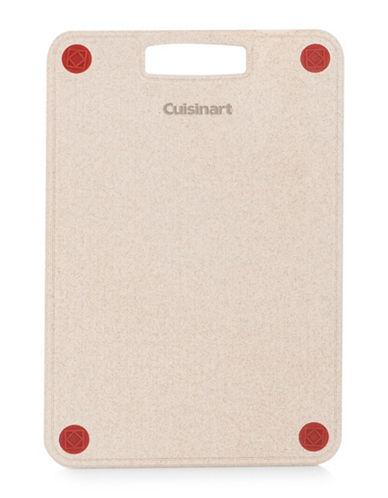 Cuisinart 14x10 Polystraw Cutting Board-WHITE-One Size