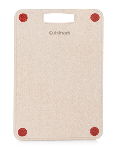 Cuisinart 12x8 Polystraw Cutting Board-WHITE-12