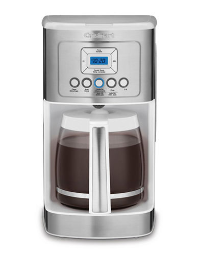 Cuisinart Bianca Elite 14-Cup Programmable Coffeemaker-STAINLESS STEEL-One Size