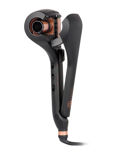 Conair Meta e Meta Smooth and Wave Hair Curler-BLACK-One Size