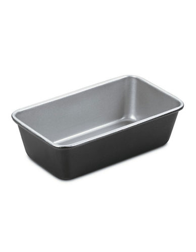 Cuisinart 9 Inch Loaf Pan-SILVER/BLACK-One Size