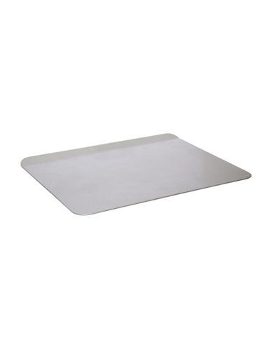 Cuisinart Open Sides Cookie Sheet-SILVER-One Size