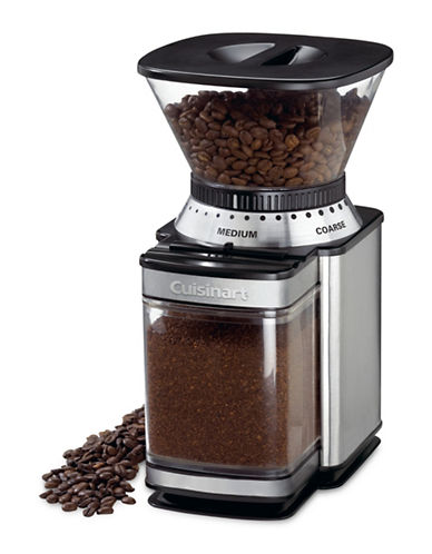 Cuisinart Supreme Grind Automatic Burr Mill-STAINLESS STEEL-One Size