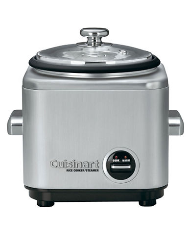 Cuisinart 7 Cup Rice Cooker-SILVER-One Size