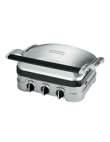 Cuisinart 5-in-1 Griddler-SILVER-One Size