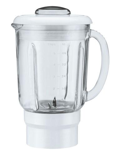 Cuisinart Blender Attachment-WHITE-One Size