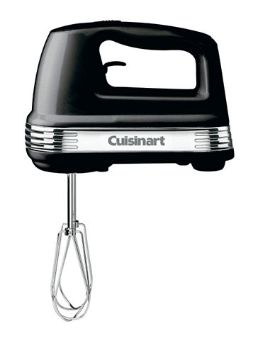 Cuisinart Power Advantage 7 Speed Hand Mixer-BLACK-One Size