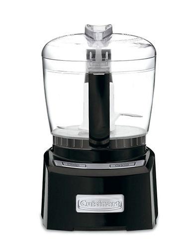 Cuisinart 4 Cup 1 L  Chopper Grinder-BLACK-One Size