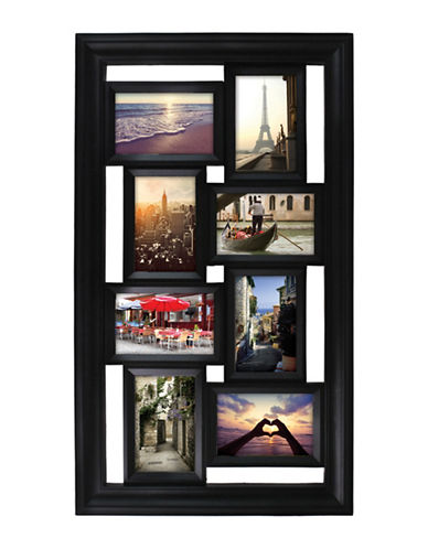 Home Outfitters Kiera Grace Montage Collage Frame-BLACK-One Size
