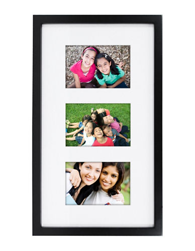 Home Outfitters Kiera Grace Collage Picture Frame-BLACK-One Size