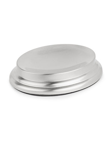 Springshome Centric Brushed Soap Dish-SILVER-One Size