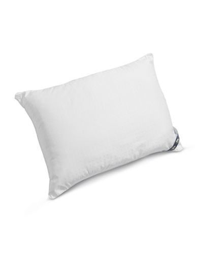 Serta Smart Loft All Sleep Type Pillow-WHITE-King