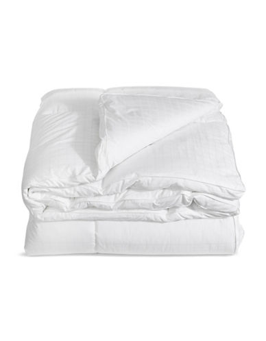 Serta Triple Protection Antimicrobial Fibre Light Weight Duvet-WHITE-Twin