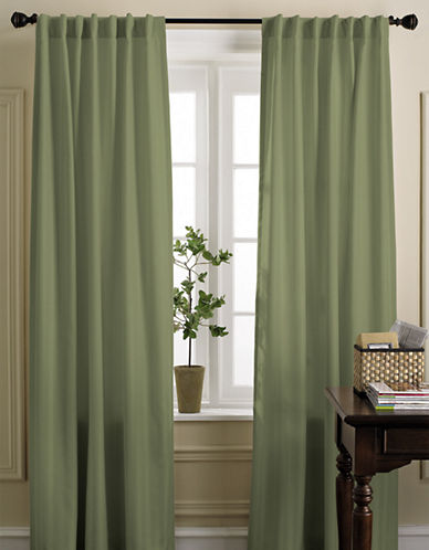 Home Studio Damask Striped Drapes-BASIL-95 inches